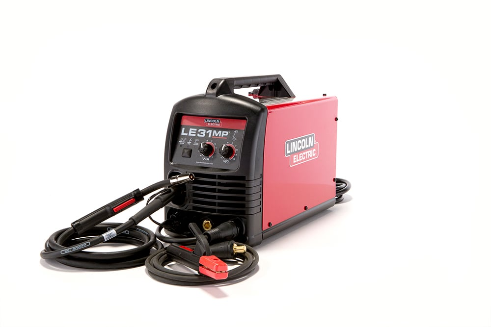 Multi-Process Stick/MIG/TIG Welder